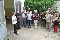 Sommertour Hufschmied 29.6.2011
