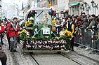 900 Jahre Freie Hansa-Stadt Aue - Festwagen (cg)