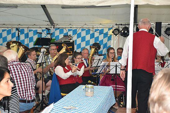 10. Oktoberfest - Seit 10 Jahren begeistert das Oktoberfest auf dem Hansaplatz die Besucher. (57 Fotos)