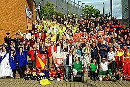 1. Karlsruher Freiwilligenmesse am 17. Oktober 2020. Foto: pm