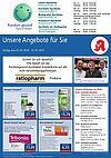 Rundum gesund Apotheken: Aktionen und Angebote im März 2018. Grafik: pm