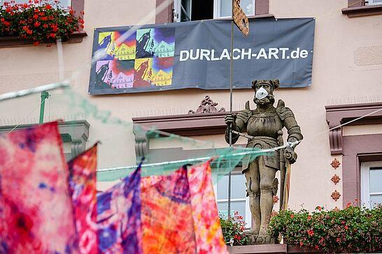 10-11 | DURLACH-ART - Nach 2019 findet die DURLACH-ART zum zweiten Mal in der Markgrafenstadt statt. (143 Fotos)