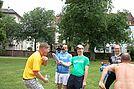 Menschen-Kicker-Turnier 2013. Foto: cg