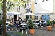 Café Kehrle - Terrasse. Foto: cg