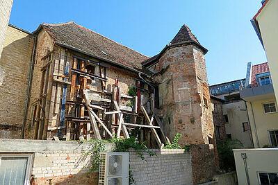 Haus zum Maulbeerbaum in Landau. Foto: pm
