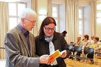 Liebevoller Blick und kritische Ansicht auf Durlach. Foto: om