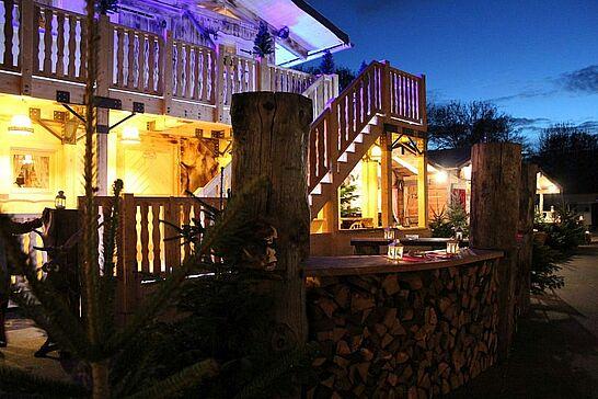 Januar - Es geht in die heiße Phase einer sehr kurzen Fasnachtskampagne und Durlacher.de ist kulinarisch zu Gast im Skandidorf (5 Galerien)