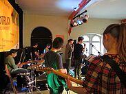 Soundtruck Rockschule 2017/18: Freie Plätze für Schulklassen. Foto: pm