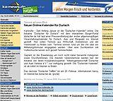 ka-news.de vom 13. Januar 2008