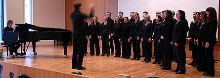 spirited voices - Gospel- & Jazzchor Karlsruhe