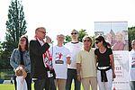 Spendenübergabe - zur Galerie auf www.durlacher.de