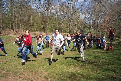 "Beliebt: ""Ferien ohne Koffer"". Foto: stja"