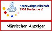 KaGe 04 Durlach - Närrischer Anzeiger