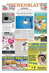 Wochenblatt Karlsruhe