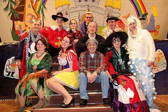 22 Prunksitzung Elferrat Lyra - Der Elferrat Lyra lud zu seiner Großen Prunksitzung in die Durlacher Festhalle ein. (200 Fotos)