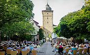 SommerSerenade vor dem Basler Tor. Foto: pm
