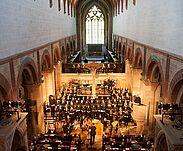 Start eines Triptychon aus Konzerten für Chor und Orgel. Foto: pm