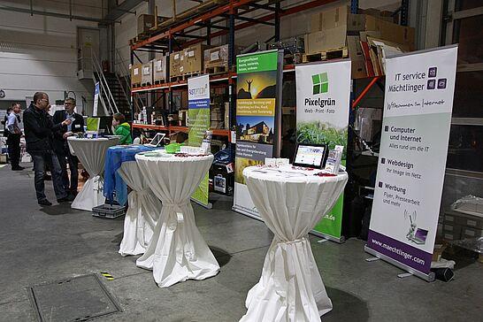 07 1. KA-PF-Messe - Das Kompetenz-Netzwerk KA-PF veranstaltete seine erste Messe in Bruchsal – auch Durlacher.de war vertreten. (59 Fotos)