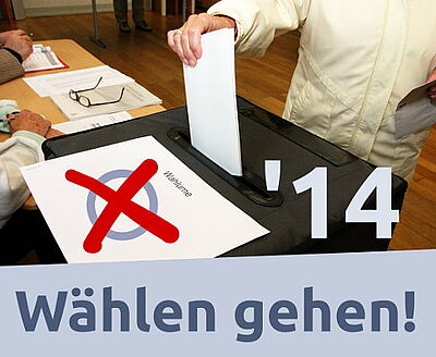 "Kommunalwahl 2014: Erster ""Kommunal-o-mat"" für Karlsruhe. Grafik: cg"