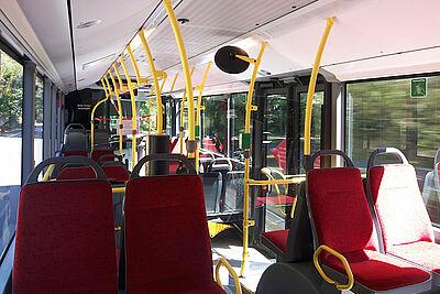 Einschränkungen beim Busverkehr am 6. Juli. Foto: cg
