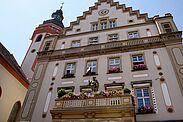 Rathaus Durlach. Foto: cg