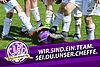 Fußball-Trainer für Mädchenteams gesucht. Grafik: pm