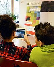 """""""Lernen von Lernenden"""" bei BEO-Aktionstagen. Foto: pm"""