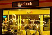 Mit der Bahn zum Durlacher Weihnachtsmarkt. Foto: guh