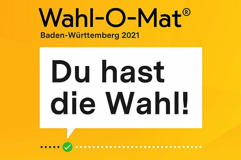 Wahl-O-Mat zur Landtagswahl 2021