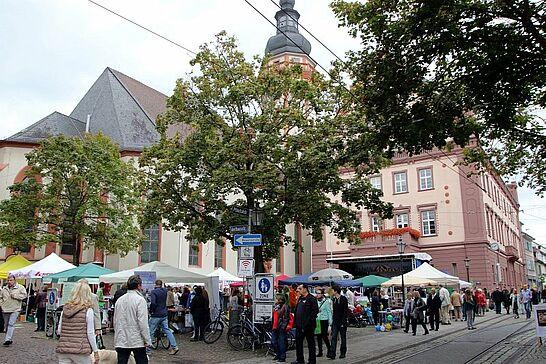20 Markt der Möglichkeiten - Der Markt der Möglichkeiten am Kerwe-Sonntag feierte in diesem Jahr bereits sein 20. Jubliläum. (51 Fotos)