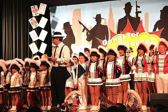 22 Prunksitzung GroKaGe - Die 1. Große Karnevalsgesellschaft 1908 Durlach e.V. lud zu ihrer Großen Prunksitzung in die Durlacher Festhalle ein. (40 Fotos)