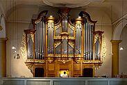 """Karlsruher Orgelspaziergänge"" am Tag des offenen Denkmals. Grafik; pm"