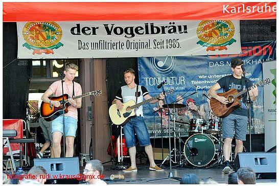08 Durlacher Altstadtfest – Talentwettbewerb - Am Samstagnachmittag wurden beim 41. Durlacher Altstadtfest auf dem Marktplatz wieder Talente gesucht. (81 Fotos)