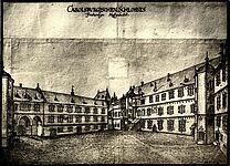 Schloss Karlsburg, 1652