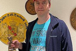 Endlich wieder Turnierfeeling bei der Schützengesellschaft Durlach. Foto: pm
