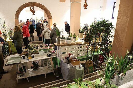 26 Durlacher Ostermarkt - Der Durlacher Ostermarkt findet wie immer pünktlich zweieinhalb Wochen vor Ostern im Durlacher Rathausgewölbe statt. (44 Fotos)
