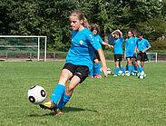Spielerinnen und Trainer gesucht. Foto: Paul Needham/PSV