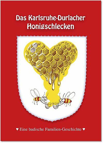 """""""Karlsruhe-Durlacher Honigschlecken"""". Grafik: pm"""