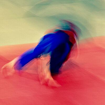 """zettzwo. Andreas Ramin, Untitled aus der Serie """"Spiel und Sport"""", Fotografie, 30 x 30 cm, 2018"""