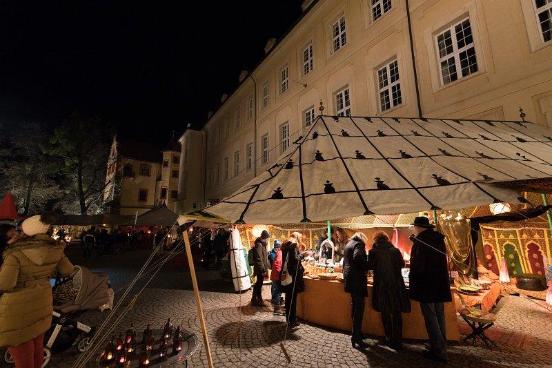 Mittelalterlicher Weihnachtsmarkt.28 11 2018 Mittelalterlicher Weihnachtsmarkt Eroffnung