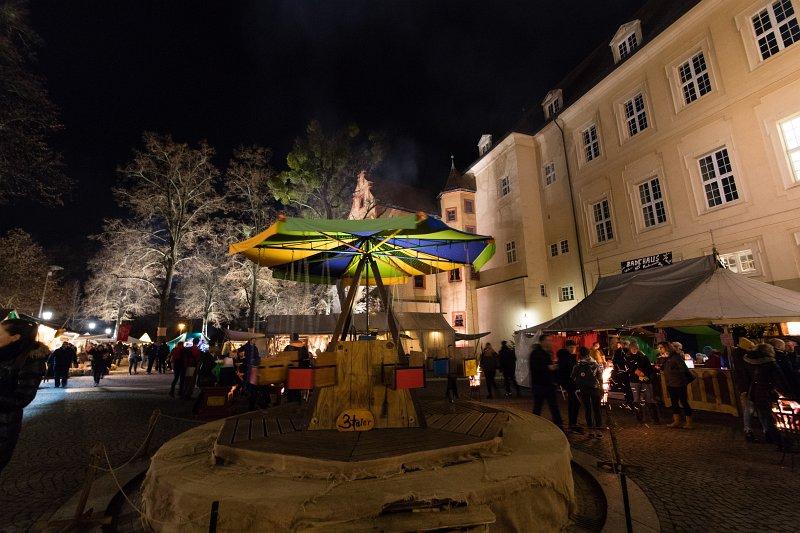 Karlsruhe Weihnachtsmarkt.Mittelalterlicher Weihnachtsmarkt Durlacher De