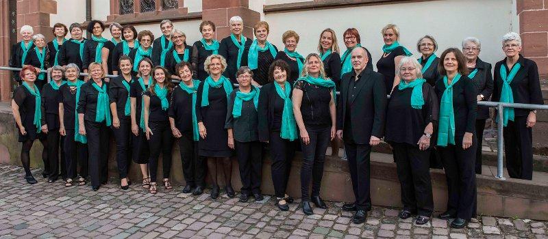 Gruppenbild unseres Chors