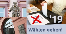 Wählen gehen!