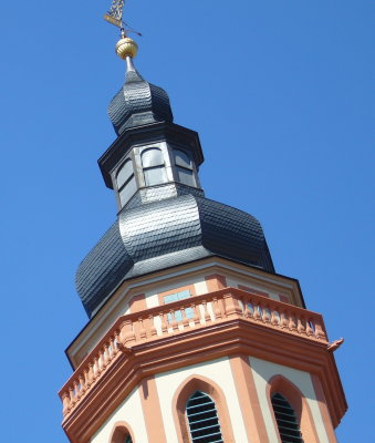 Ev. Stadtkirche Durlach. Foto: cg