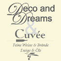 Deco and Dreams & Cuvée