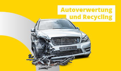 Autoverwertung und Recycling
