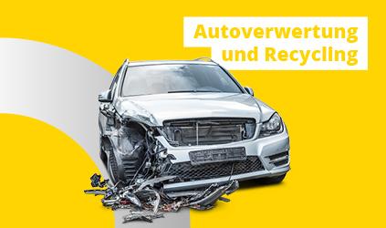 Wir sind Spezialisten für umweltfreundliche Autoverwertung