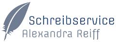 Schreibservice Alexandra Reiff