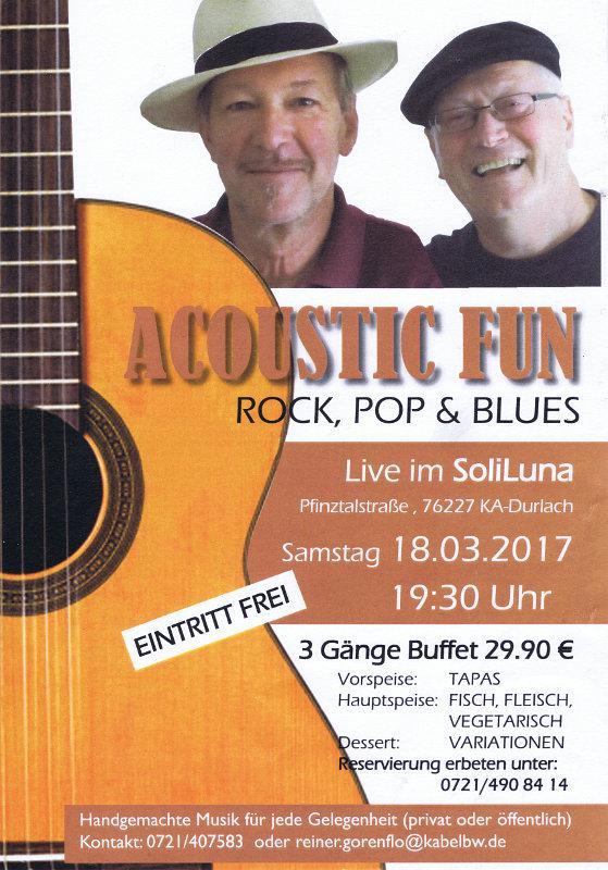 Kabel Bw Durlach acoustic live im sol i das portal für durlach
