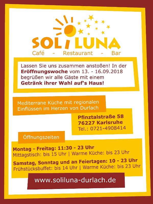 Sol I Luna: Wiedereröffnungswoche mit Begrüßungsgeschenk - Das ...